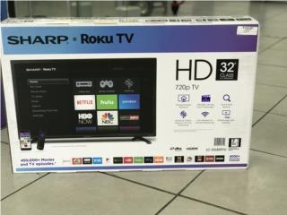 Roku tv Sharp NEW, La Familia Casa de Empeño y Joyería, Ave Barbosa Puerto Rico