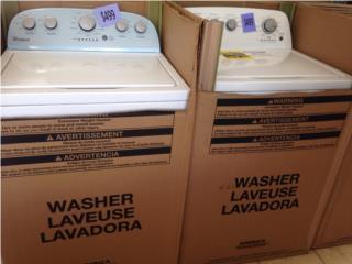 Lavadoras digitales nuevas, HOME APPLIANCES Puerto Rico
