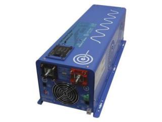 Invetrer charger onda pura 6,000 watts 24v, FIRST TECH SOLAR Puerto Rico