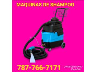 MYTEE  EXTRACTOR ;  SHAMPOO FINANCIAMIENTO , Car Wash & Detail Solutions Inc Puerto Rico
