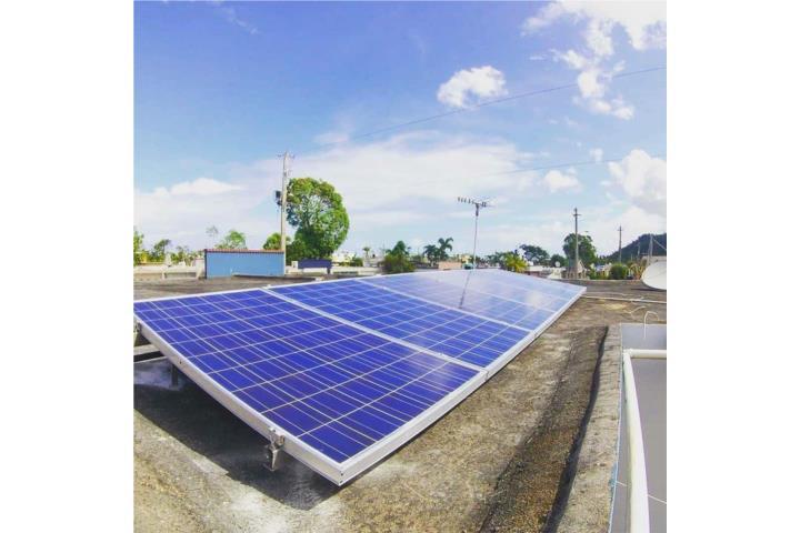Paneles Solares 330w 335w Y 345w En Especial Puerto Rico