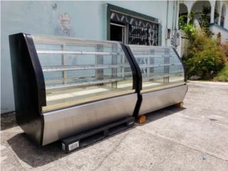 Vitrinas curvas de 60, Promas, Inc Puerto Rico