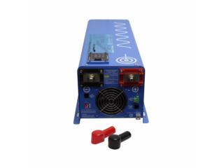 Inverter AIMS 6K 24 V / 120/240 , FIRST TECH SOLAR Puerto Rico