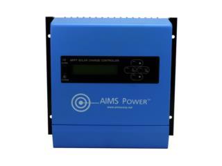 Controladores 30 AMP Aims , FIRST TECH SOLAR Puerto Rico