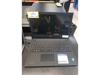 Laptop Dell procesador i -3, La Familia Casa de Empeño y Joyería-Guaynabo Puerto Rico