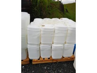 Envases de 5gl, NEBRIEL ENVASES DE PUERTO RICO Puerto Rico