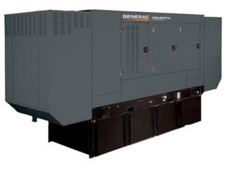 Generac 100kW Diesel Automático, Hormigueros Refrigeration & Power Puerto Rico