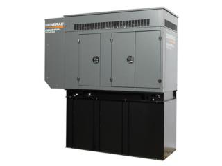 Diesel 50kW Medium/Large Business, Hormigueros Refrigeration & Power Puerto Rico