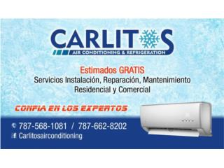 Samsung inverter up to 22 seer, Carlito's Air Conditioning Puerto Rico