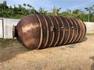 TANQUE DE AGUA POTABLE 7,000 GALONES F/GLASS, AGUSTIN CARDONA Puerto Rico