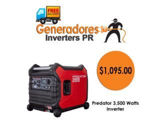 Generadores inverter Predator, Carlito's Air Conditioning Puerto Rico
