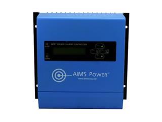 Controlador de Carga Aims 60 Amp MPPT Solar , Mf motor import Puerto Rico