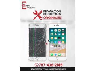Pantallas de iPhone originales , Smart Solutions Repair Puerto Rico