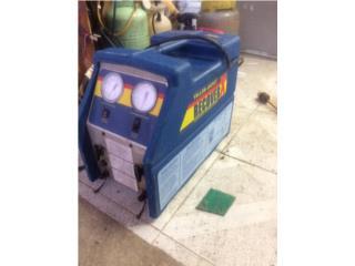 maquina de recuperar refrigerante r 134 r22, Josue Refrigeration, Inc. Puerto Rico