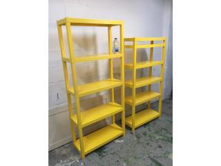 Parson's Influenced Shelves. 1970's, Mr. Bond Vintage Puerto Rico