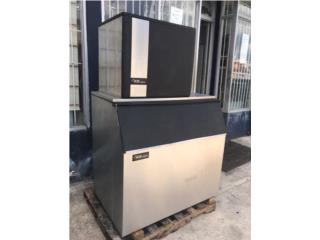 Maquina de hielo,Ice Matic 1000 L ''Usada, Atlantic Supplies Puerto Rico