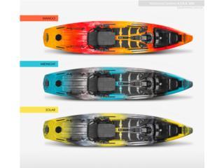 A.T.A.K Maquina de Comodidad, Pesca en Lagos , AquaSportsKayaks Distributors PR 1991 7877826735 Puerto Rico