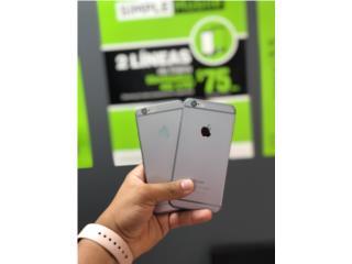 Iphone 6 64gb factory unlock, Smart Solutions Repair Puerto Rico