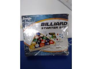 Franklin Billiard Starter Set, La Familia Casa de Empeño y Joyería-Bayamón 2 Puerto Rico
