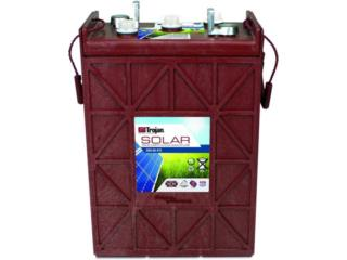 Bateria Trojan  428AH  20HR La  Mejor bateria, FIRST TECH SOLAR Puerto Rico