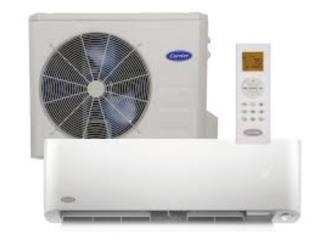 Carrier Infinity 9BTU 42SEER WIFY READY, COREANO A/C SERVICES Puerto Rico