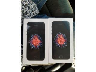 IPhone SE 32GB AT&T Nuevo , Cellphone's To Go Puerto Rico