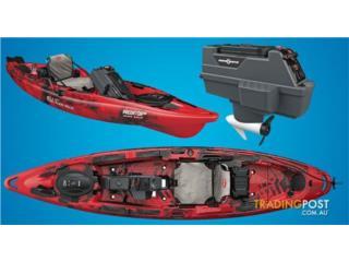 Predator XL Motor Electric MinnKota y Asiento, AquaSportsKayaks Distributors PR 1991 7877826735 Puerto Rico