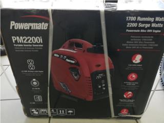 Powermate 2200watt inverter new, La Familia Casa de Empeño y Joyería-Ponce 2 Puerto Rico