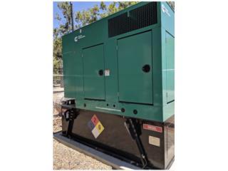 PLANTA ELECTRICA  CUMMINS 80 KILOS NUEVA, PowerGens & Equipments Puerto Rico