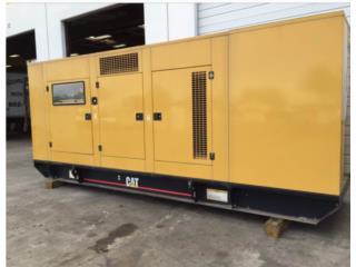 PLANTA ELECTRICA CAT 450 KW , PowerGens & Equipments Puerto Rico