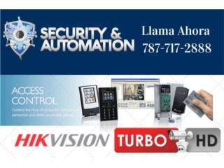 Encuetra tu Oferta de Cámaras Aqui , Security & Automation  Puerto Rico