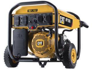Cat RP 7,500-Running-Watt Portable Generator, Mf motor import Puerto Rico
