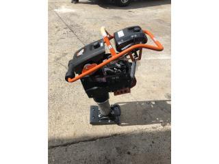 Isabela Puerto Rico Equipo Comercial, Rammer APT Modelo TA 55