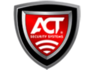 8CAMARAS+ALARMA TOUCH CON 0 ACTIVACION, ACT Security Systems Puerto Rico