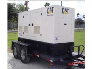 PLANTA ELECTRICA CAT 100KW (1P-3P), PowerGens & Equipments Puerto Rico