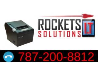 Thermal Printer | Impresora Thermal | Recibo, Rockets I.T Solutions Puerto Rico