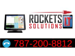 Monitor Touch Screen 15', Rockets I.T Solutions Puerto Rico