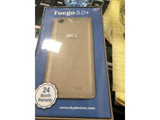 Soy 5.0 Unlock , Prepaid Mobile Puerto Rico