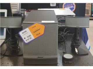 Sistema de sonido Bose para computadora, La Familia Casa de Empeño y Joyería-Guaynabo Puerto Rico