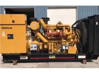 PLANTA ELECTRICA CAT 800 KW//1-3 FASES, PowerGens & Equipments Puerto Rico