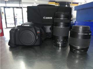 Canon eos t6 2 lentes, La Familia Casa de Empeño y Joyería-Ponce 2 Puerto Rico
