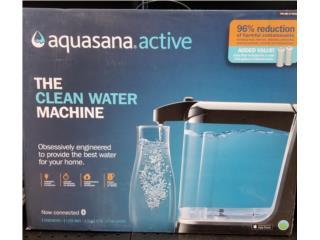 AQUASANA ACTIVE THE CLEAN WATER MACHINE, La Familia Casa de Empeño y Joyería-Guaynabo Puerto Rico