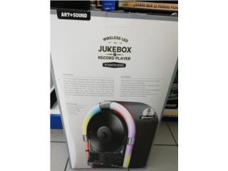 Jukebox record player new, La Familia Casa de Empeño y Joyería-Ponce 2 Puerto Rico