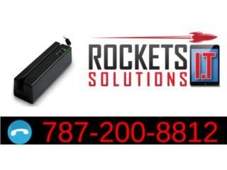 Lector de tarjetas - Card Reader, Rockets I.T Solutions Puerto Rico