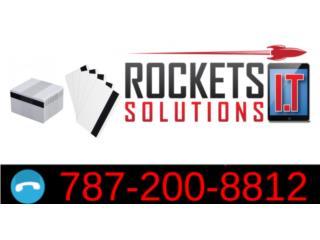 Tarjetas Programadas | Magnetic Card, Rockets I.T Solutions Puerto Rico