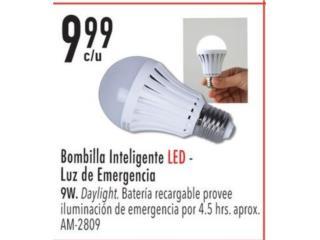 BOMBILLA INTELIGENTE LED, Ferreteria Ace Berrios Puerto Rico