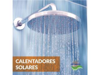Calentador Solar de 2 y 3 placas En SS, ECO SOLAR PRODUCTS 787-597-2094 Puerto Rico