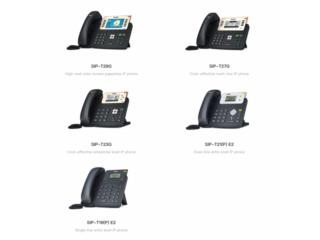 YEALINK VOIP ENTRY PHONES BUSINESS ONLY, ACS PUERTO RICO Puerto Rico