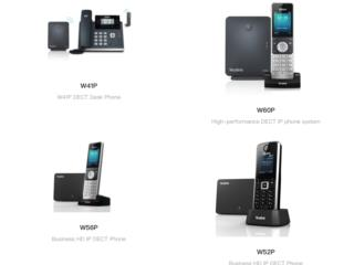 YEALINK VOIP DECT PHONES BUSINESS ONLY, ACS PUERTO RICO Puerto Rico
