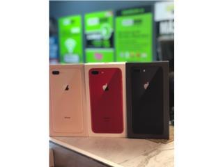 IPhone 8 Plus desbloqueados , Smart Solutions Repair Puerto Rico